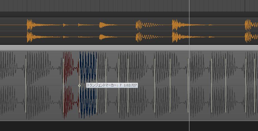 Cakewalk by BandLabを使ってみよう Part3: オーディオ素材のストレッチ